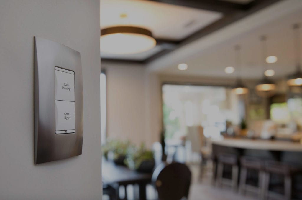 Smart lighting and smart home automation solutions
