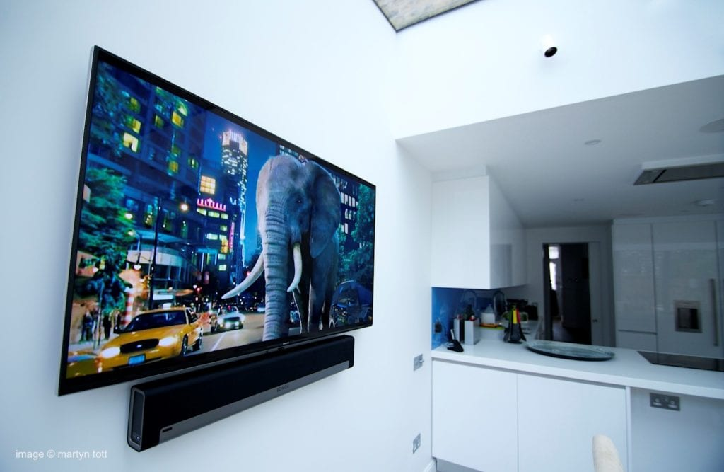 Experience the best home entertainment with our multi room tv solutions