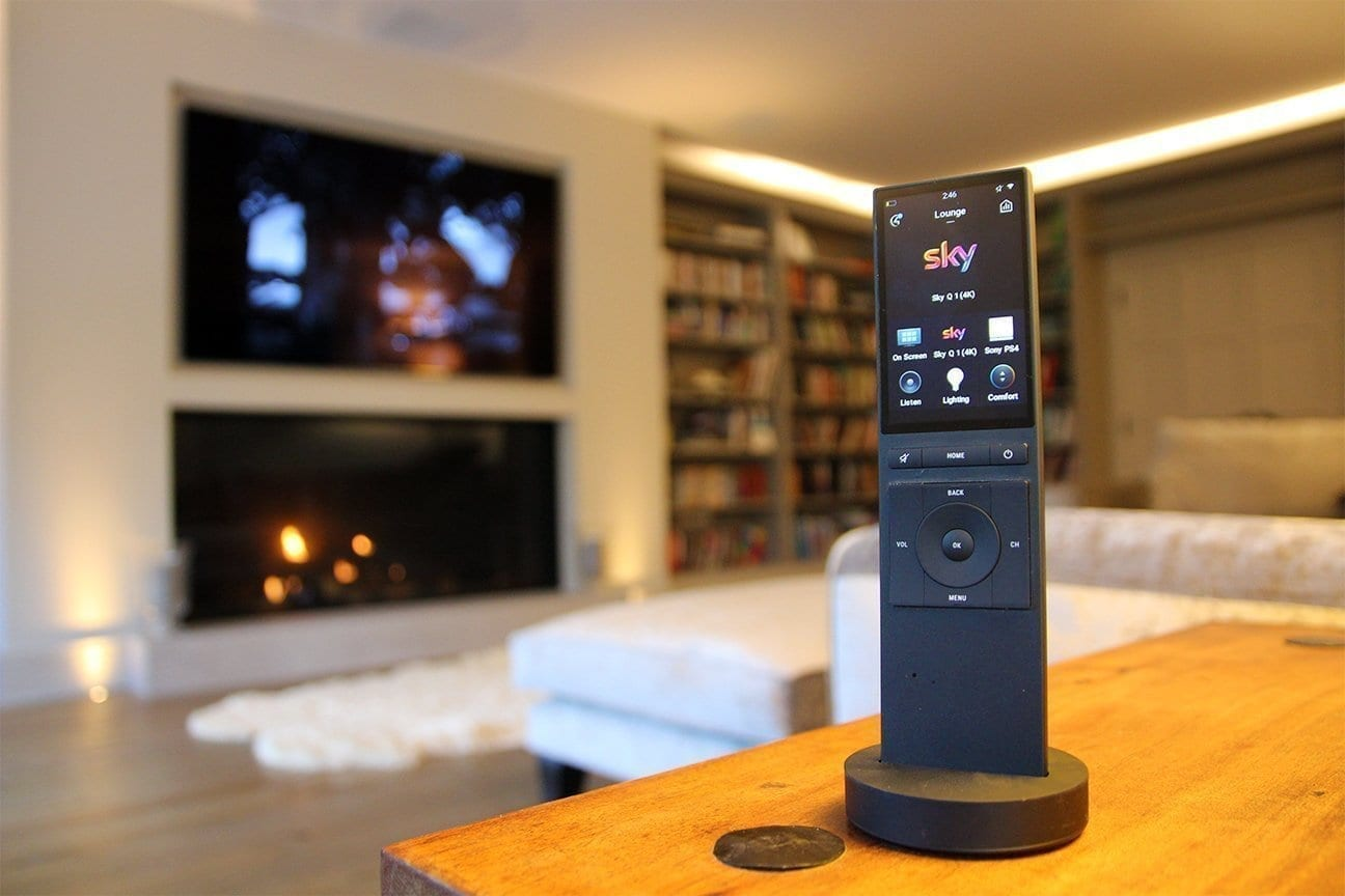 Remote Control   IndigoZest   Smart Home   Home Automation Specialist   Control 4   Systems Integrator   Home Technology